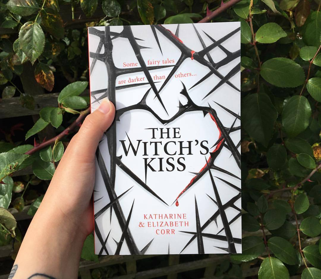 The Witch's Kiss book series by Elizabeth and Katharine Corr