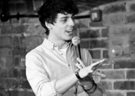 Matt Richardson, interview, comedy, Emily Murray, Kettle Mag