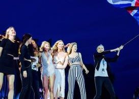 Taylor Swift, Hyde Park, Holly Wade, Music, KettleMag