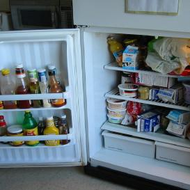 fridge, student life, food and drink, Kate Moore, Kettle Mag