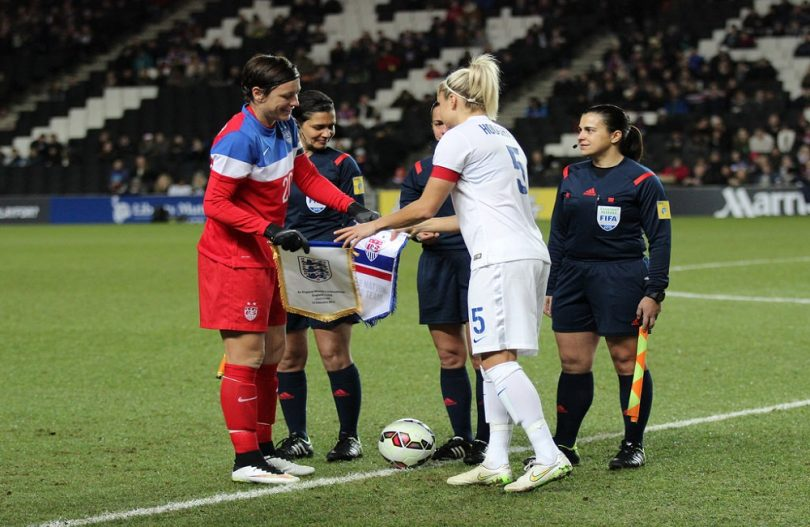 Women's football, England, sport, Olivia Peace, Kettle Mag