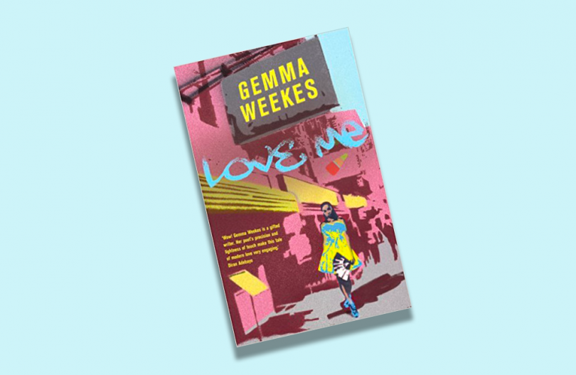 Nour Hassaine, Gemma Weekes, Love Me, Book Review, Kettle Mag