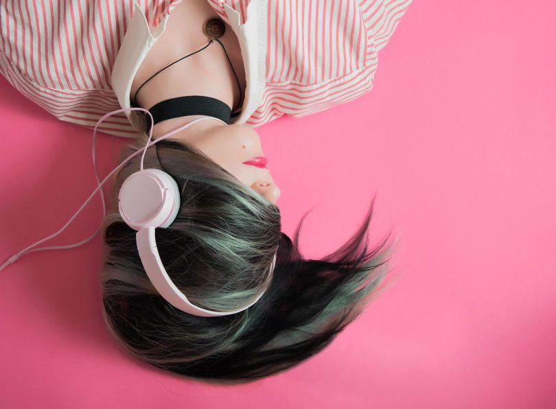 listening to music, kettle mag